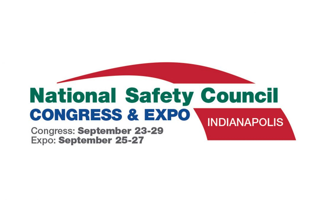 CDI will be at National Safety Congress at Indianapolis, September 25